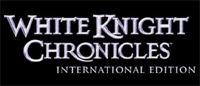 White Knight Chronicles International Edition game logo
