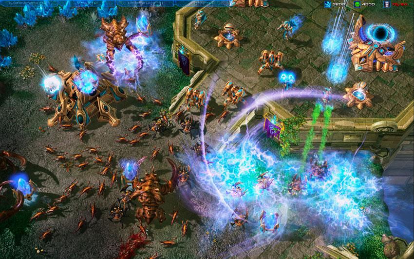 Amazon com: StarCraft II: Wings of Liberty: PC: Video Games