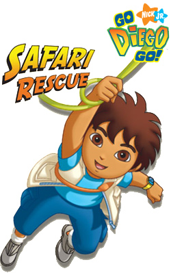 Amazon.com: Go Diego Go Safari Rescue - Nintendo Wii: Artist Not