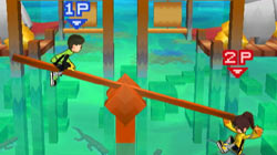 Challenge friends in multiplayer mode in 'Active Life Outdoor Challenge'
