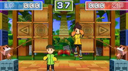 Team up with friends in co-op play in 'Active Life Outdoor Challenge'