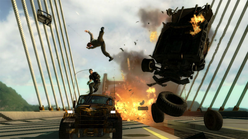 Image result for just cause 2