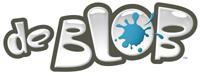 'de Blob' game logo