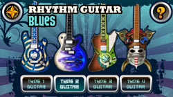 Instrument customization in 'Ultimate Band' for DS