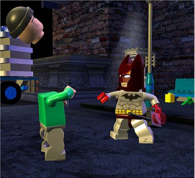 how to get all characters in lego batman 2 ds