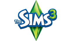 'The Sims 3' game logo