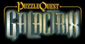 'Puzzle Quest: Galactrix' game logo