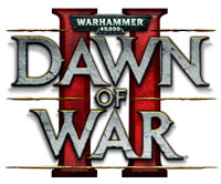 'Warhammer 40,000: Dawn of War II' game logo