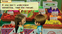 Develop lasting relationships in 'Harvest Moon: Tree of Tranquility'