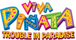 'Viva Piñata: Trouble in Paradise' game logo