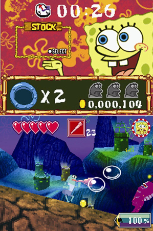 free  games spongebob atlantis square off free  for life