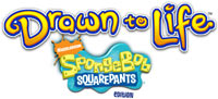 Drawn to Life: Spongebob Squarepants Edition game logo