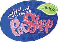 'Littlest Pet Shop: Jungle' game logo