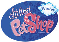 'Littlest Pet Shop: Winter' game logo
