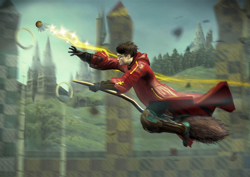 match in 'Harry Potter and the Half-Blood Prince' the Video Game