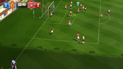 Classic play mode option in 'FIFA Soccer 09 All-Play'