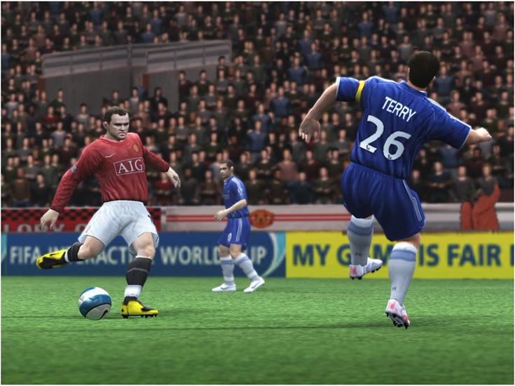 amazon com fifa soccer 09 playstation 2 artist not provided rh amazon com fifa 09 guide FIFA 2011