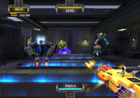NERF gatling gun in 'NERF N-Strike'