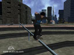 Skate it 1 - Matrix Plaza (Upper/Lower Floors) - YouTube