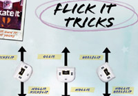Balance board controls for 'Skate It' for Wii