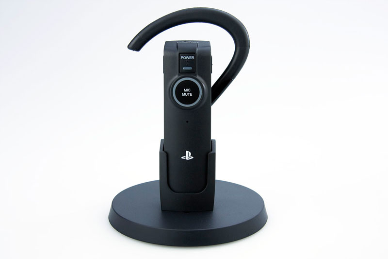ps3 bluetooth headset pairing