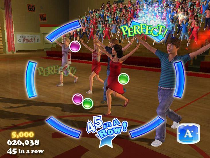 Amazon Com Disney S High School Musical 3 Senior Year