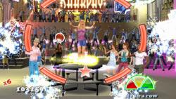 Group dance in 'Disney's High School Musical 3: Senior Year DANCE!'