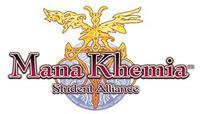 'Mana Khemia: Student Alliance' game logo