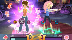 multiplayer mode in 'Boogie SuperStar'