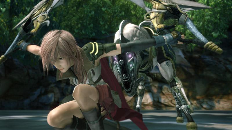 Amazon.com: Final Fantasy XIII: Platinum Hits: Xbox 360