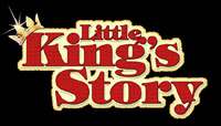 'Little King's Story' game logo