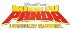Kung Fu Panda 2 Legendary Warriors