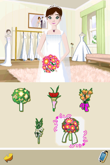 Nintendo Ds Games Imagine Wedding Designer