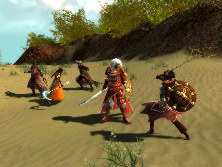 Guild Wars Скачать Торрент - фото 9