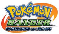 'Pokémon Ranger: Shadows of Almia' game logo