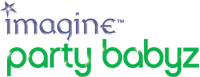 'Imagine Party Babyz' game logo