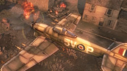 Multiplayer vehicle the RAF's tank killing Hellcat in 'Company of Heroes: Tales of Valor'