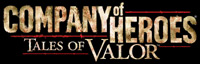 'Company of Heroes: Tales of Valor' game logo