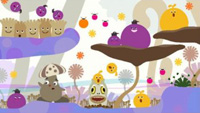 The New Purple LocoRoco