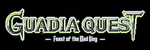'Guardia Quest: Feast of the Mad King' logo from 'Retro Game Challenge' for DS
