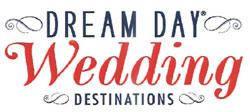 'Dream Day Wedding Destinations' game logo