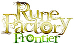 'Rune Factory: Frontier' game logo