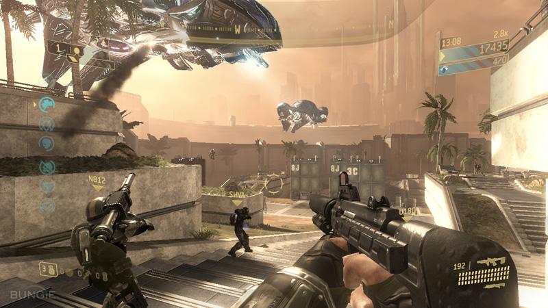 скачать игру Halo 3 через торрент на компьютер на русском бесплатно - фото 9
