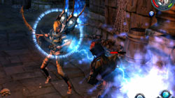 Master the lore of the ancients in 'Sacred 2: Fallen Angel'