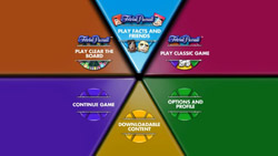 Different game modes in 'Trivial Pursuit'