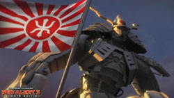 Shogun Executioner Mech unit from 'Command & Conquer: Red Alert 3 Ultimate Edition'