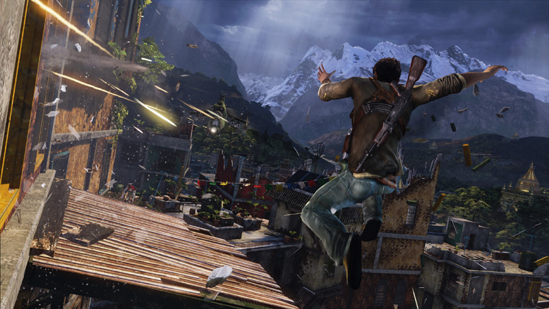 Uncharted 2: Among Thieves Screenshots for PlayStation 3 - MobyGames