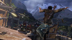 B001JKTC9A.03.sm UNCHARTED 2: Among Thieves   Game of The Year Edition