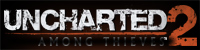 'Uncharted 2: Among Thieves' game logo