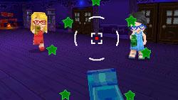 Reflex honing gameplay in 'MySims Party'